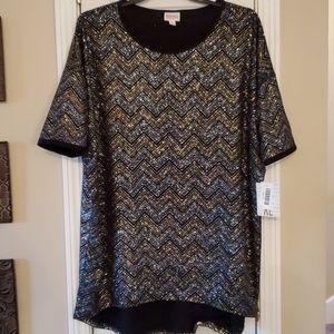 💜SALE💜 NWT LuLaRoe Elegant Irma Tunic - Size XL